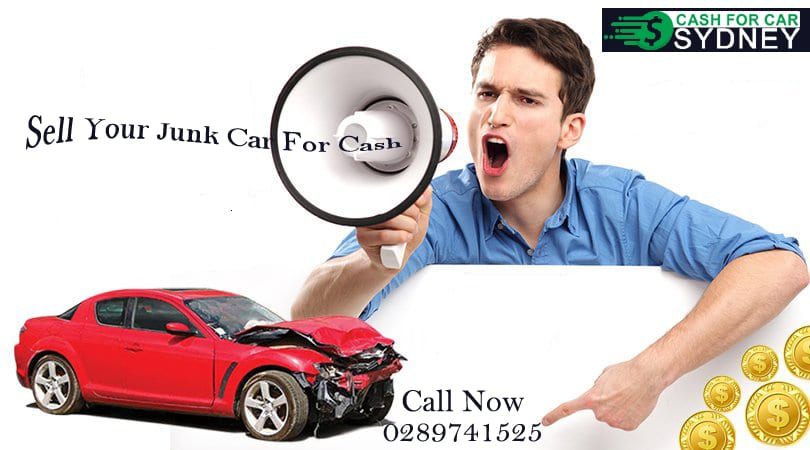 Sell A Junk Car For The Most Cash